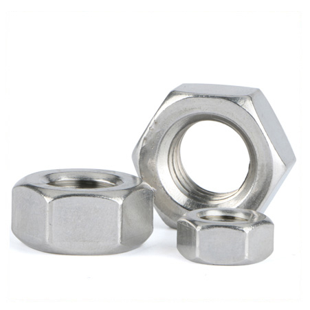 Stainless Steel B8M Class 1 / 2 Nuts