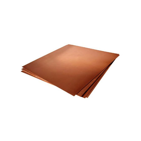 Copper Nickel Sheets Plates