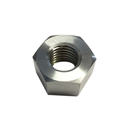 Inconel 600 Heavy Hex Nuts