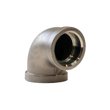 Stainless Steel 90° Reducing Elbow