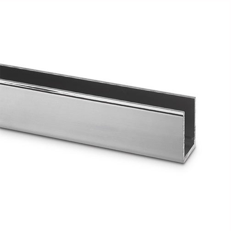 Stainless Steel U Profile
