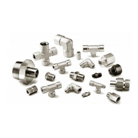 Duplex Steel UNS S31803 Tube Fittings